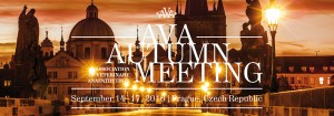 AVA Autumn Meeting Prague, 2016 @ Masaryk Dormitory | Praga | Praga | República Checa